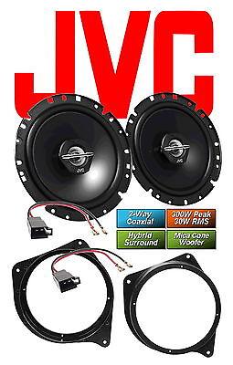 JVC Lautsprecher für SEAT CORDOBA 6K2 1999-2002  Türen vorne 300 Watt 1720X