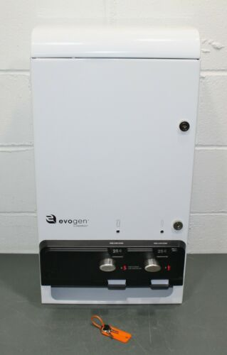 Evogen Sanitary Napkin / Tampon Dispenser EV1-25, Stainless Steel, $0.25, Pad