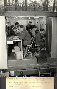 vie militaire bureau central radio de cagne avec descriptive 1954 ebay