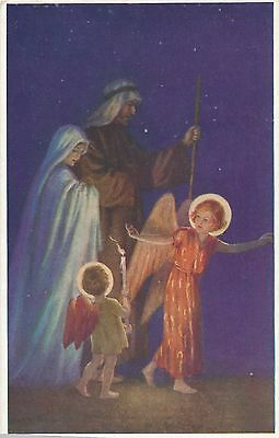 POSTCARD   RELIGIOUS   Angel  Guides       Margaret   Tennant