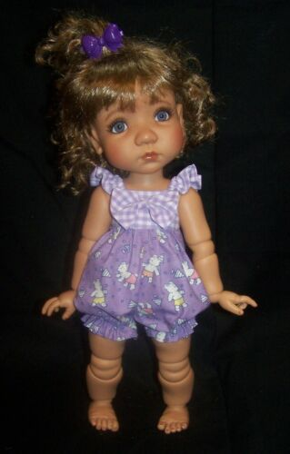 Romper for Meadow Mae and/or Aya Dolls - Bears