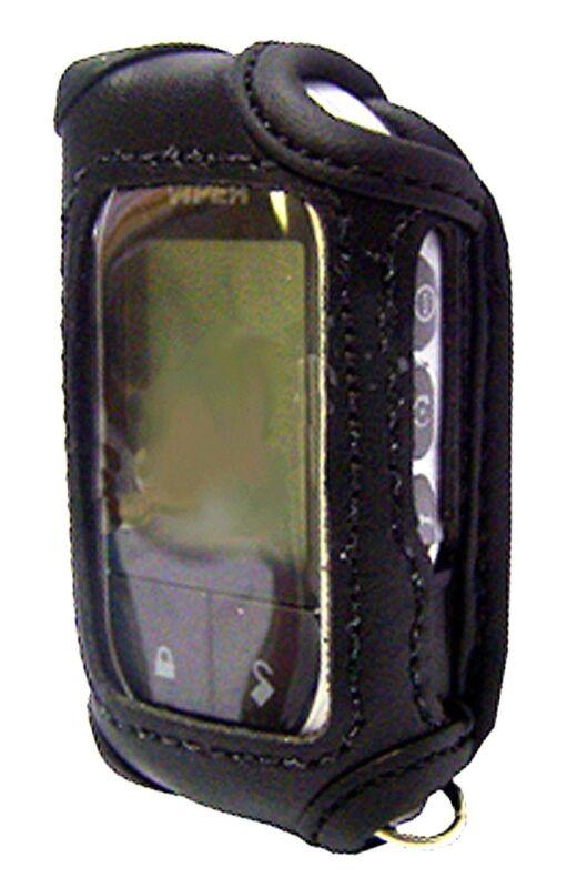 Leather Cover / Case for VIPER 2-Way Remotes 7752V 7351V 7756V C7