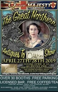 The Great Northern Antiques to Oddities Show