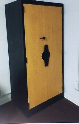 Ironwood Wardrobe / Storage Cabinet