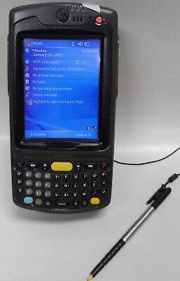 Motorola Symbol Pocket PC Barcode Scanner MC70 MC7090-PK0DJQFA8WR Battery Motorola Pocket Pc