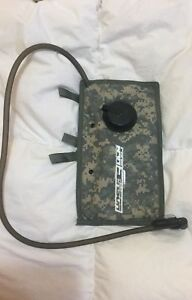MOLLE WATER POUCH (PAINTBALL) . Never used
