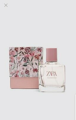 🌺 ZARA WOMAN WONDER ROSE EAU DE TOILETTE FRAGRANCE PERFUME 100ML NEW SEALED 🌺