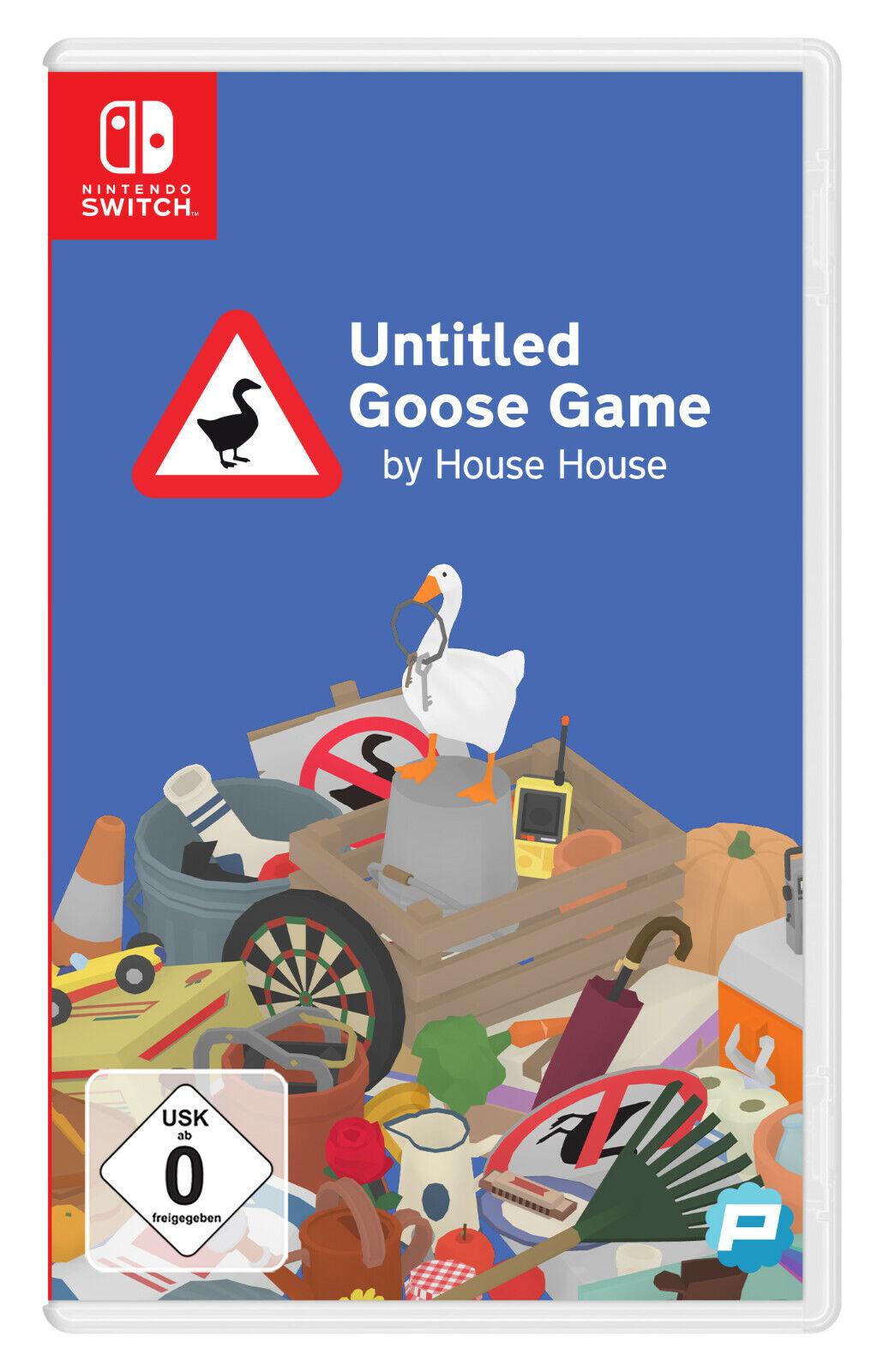 Untitled Goose Game | Switch | Kultspiel | NEU