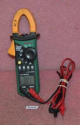 Mastech Ac Clamp Meter Model Ms2008a.