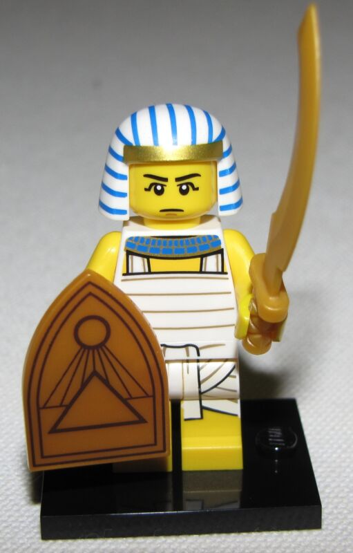 LEGO NEW SERIES 13 71008 MINIFIGURES ALL 16 AVAILABLE YOU PICK YOUR FIGURES  Egyptian Warrior