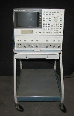 Hp Hewlett Packard 4195a Networkspectrum Analyzer 10 Hz - 500 Mhz  2907