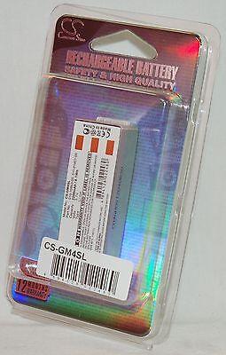 New Battery Garmin Zumo 400 450 500 500 Deluxe 550 Gps 3 7V 2200Mah 010 10863 00