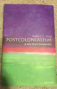 Postcolonialism - A very short introduction (Robert J.C. Young)