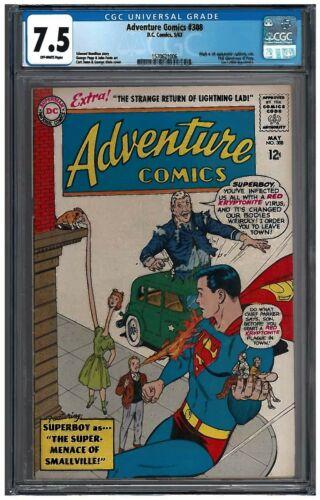 ADVENTURE COMICS #308 CGC 7.5 (5/63) DC COMICS