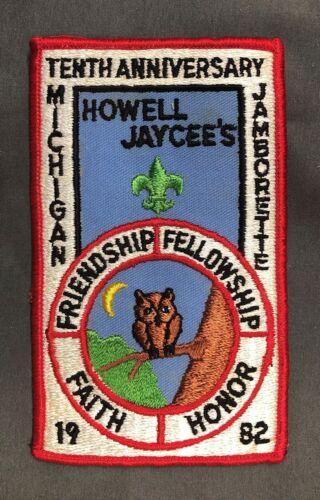 1982 Howell Jaycee