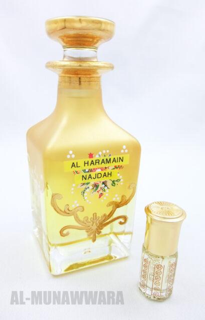 36ml Najdah by Al Haramain - Traditional Arabian Perfume Oil/Attar