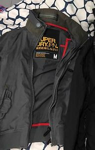 superdry jacket Carlton Melbourne City Preview