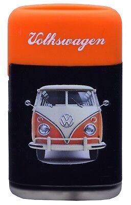 Volkswagen Camper Van Classic Blue Jet Flame Capsule Lighter Gas New Orange