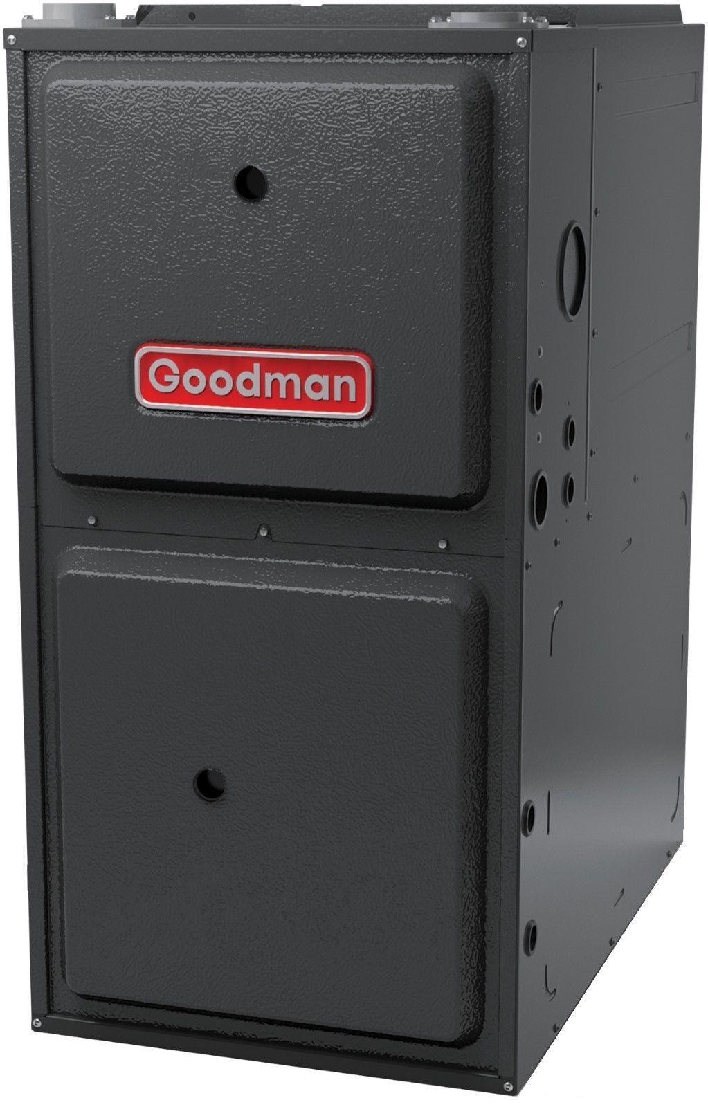 Goodman 100,000 BTU One Stage 92% Upflow Horizontal Gas Furn