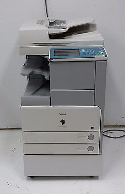 Canon Imagerunner 3235 Ir 3235i Copier Printer Color Network Scanner 2-line Fax