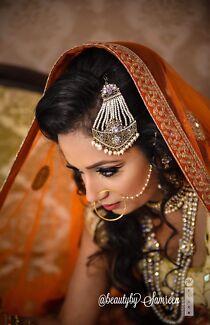 Indian/Pakistani/Arab Hair and Makeup Artist
