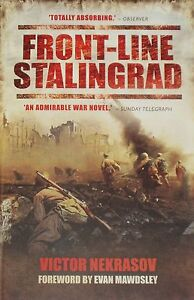 STALINGRAD WW2 NOVEL Eastern Front Red Army Account NEW Second World War History
