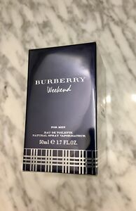 *NEW* Burberry Weekend cologne for men, 50ml