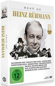 BEST OF HEINZ RÜHMANN (10 DVDs) *NEU OVP*