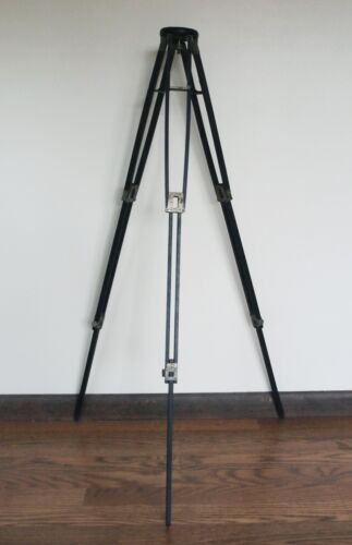 FOLMER GRAFLEX JUNIOR TRIPOD, EBONY FINISH, NICKEL PLATED
