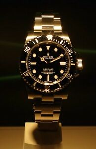 Rolex Submariner 114060 2015 Box+Papers $12k