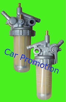 1 Stück Kraftstoffhahn Kraftstofffilter Kubota Benzinhahn universal Dieselhahn