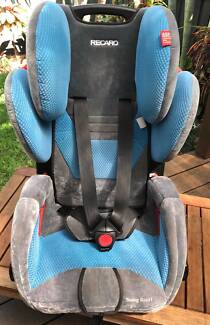 Recaro Young Sport Group 1/2/3 Child Car Seat