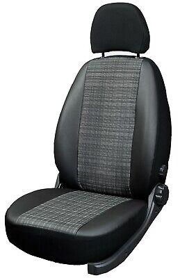 Bus Prime Maßgefertigte Sitzbezüge nur FAHRERSITZ für Mercedes Sprinter II