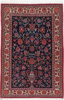 Persisch Blume (Ghom Teppich Orientteppich Rug Carpet Tapis Tapijt Tappeto Alfombra Art Blumen)