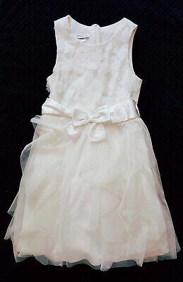 Bonnie Jean girls dress ivory size - Bonnie Jean Ivory Dress