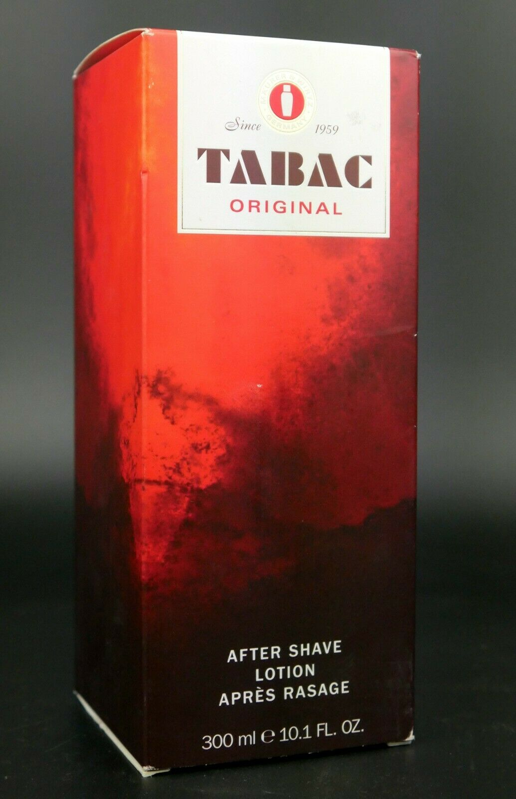 Tabac Original homme/men, Aftershave Lotion, 1er Pack (1 x 300 g)