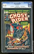 Marvel Spotlight 5 CGC