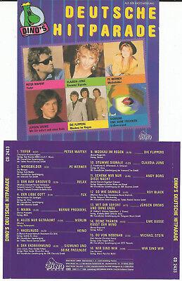 parade - CD 1990 FUX/PETER MAFFAY/HEINO/ROY BLACK/MERLIN (Dino Pet)