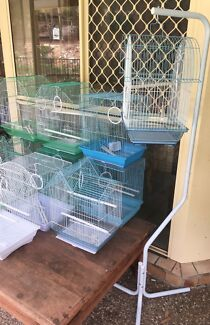BRAND NEW! bird cage with swing $25ea Eftpos Avail;open Saturday's too