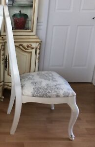 Stylish Shabby Chic chair. Original armchair