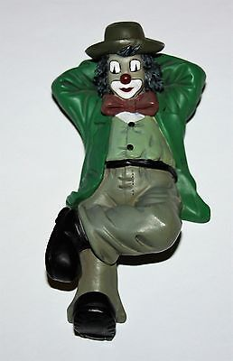"""Gilde Clown """"Faulenzer"""" L ca. 15 cm"""