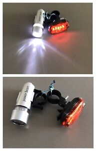 BICYCLE LIGHTS / FRONT n BACK