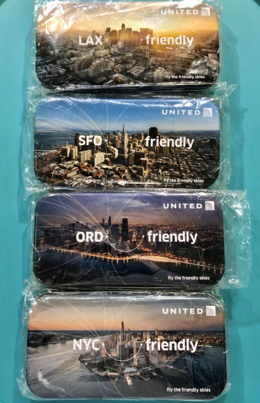 4 UNITED AMENITY TINS