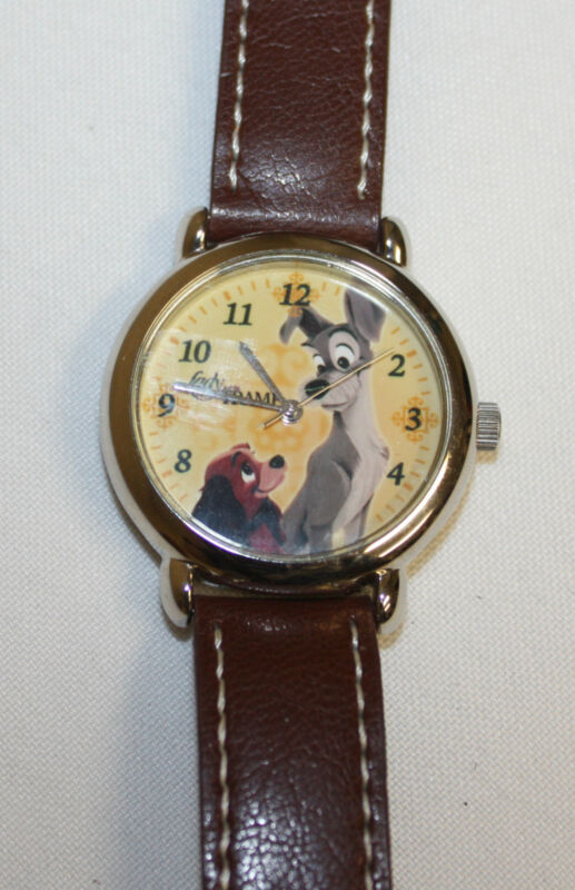 Disney Special Edition SII Lady & The Tramp 50th Anniversary Watch