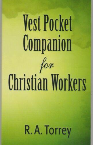 Vest Pocket Companion By R. A. Torrey