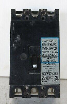 Eaton Chh3150 100000 Aic 240 Volt 150 Amp