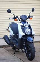 AS NEW ONLY 370km 2013 Yamaha BeeWee  125cc Hurstville Hurstville Area Preview