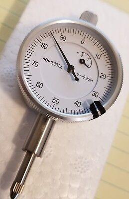 8mm Stem Dial Indicator Berco Scledum Rmc Wvn Zanrosso Crankshaft Grinder