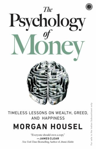 The Psychology of Money: Timeless lessons By Morgan Housel NEW Paperback 2020