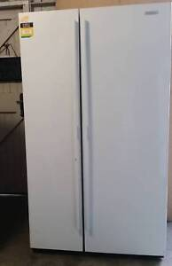 Free Delivery 700L Westinghouse glass shelving fridge/freezer